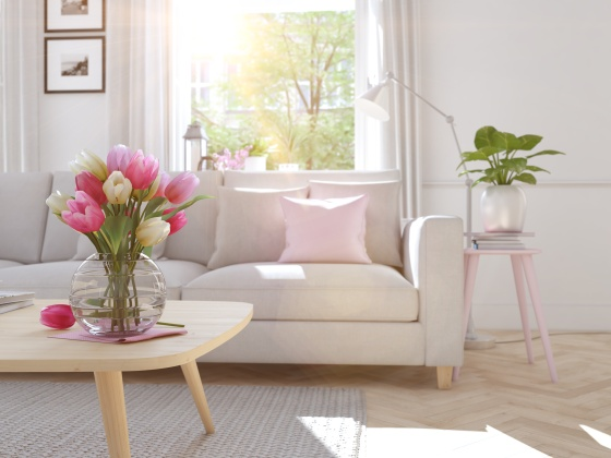 spring decorating tips