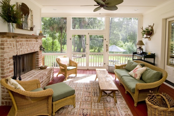 maximize your sunroom