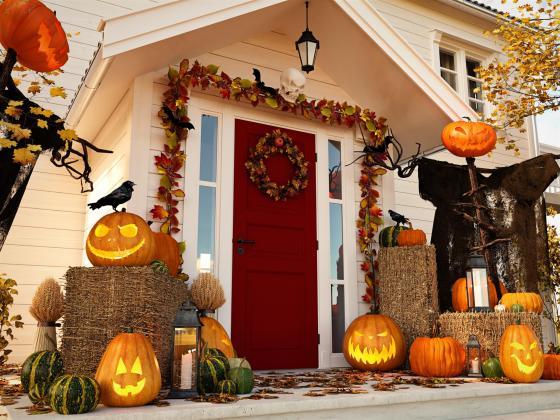 Halloween in Glen Carbon