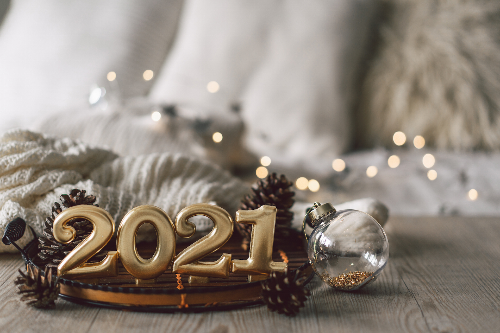 new year's resolutions homeowners should make